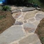 stone walk 001